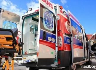 Ośrodek Zdrowia w Krzyżanowicach będzie miał nowy ambulans