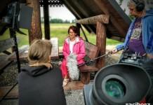 Koło Gospodyń Wiejskich z Borucina w TVP3