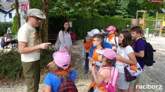 """""""Lato z biblioteką"""" z wizytą w opolskim zoo"""