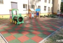 Plac zabawy w Rydułtowach