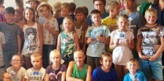 Policjanci spotkali się z dziećmi w Krzanowicach i Kuźni Raciborskiej