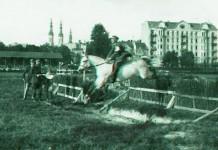 sport na dawnej fotografii zamek raciborz 1