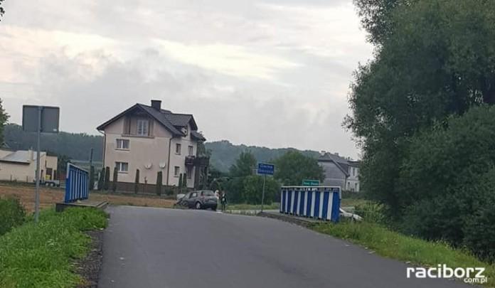 Wypadek w Turzy Śląskiej