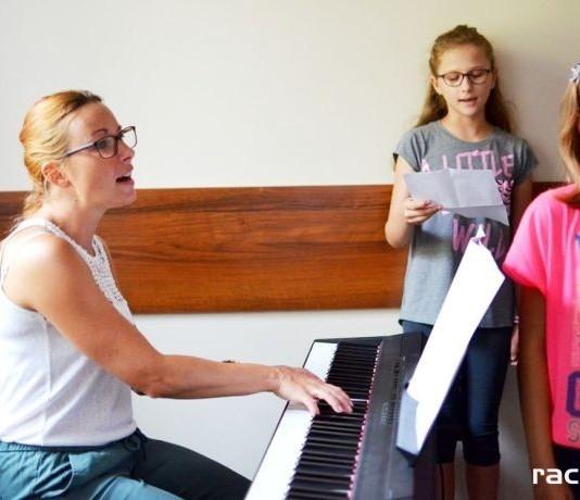Warsztaty wokalne w Raciborskim Centrum Kultury