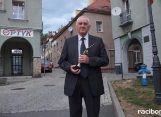 Złoty Wawrzyn dla Kazimierza Cichego