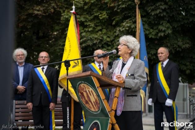 25-lecie odbudowy pomnika poety Josepha von Eichendorffa