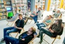 Fantastyczny Klub Filmowy w raciborskiej bibliotece