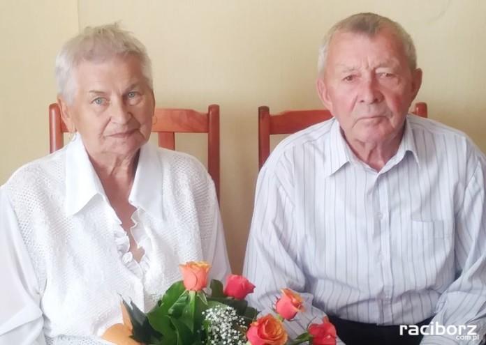 Maria i Alfred Gruszka z Rudnika świętowali diamentowe gody