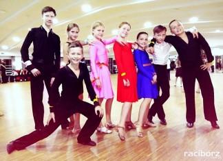 Tancerze MDK w Raciborzu na obozie tanecznym w Kielcach
