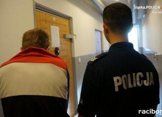 Zatrzymanie w gminie Krzyżanowice