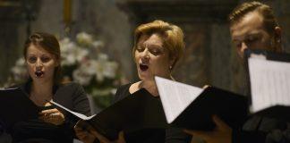 Muzyka w Starym Opactwie: Cracow Singers w Rudach