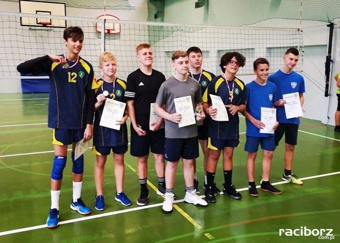 Mistrzostwa Raciborza w Dwójkach Siatkarskich Chłopców