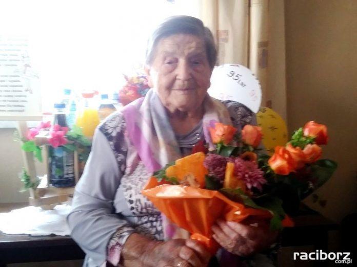 Swoje 95. urodziny obchodziła Hildegarda Przybyła z Rudnika