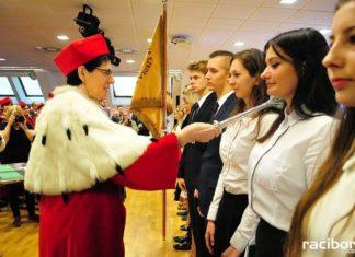 Inauguracja nowego roku akademickiego PWSZ Racibórz