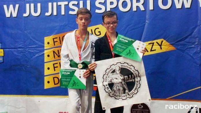 Łamatorzy z medalami w Katowicach