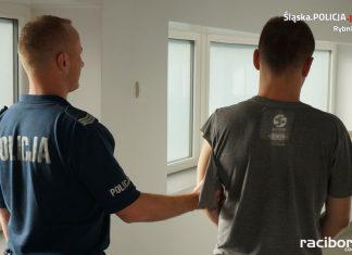 Potrącenie policjantki w Rybniku