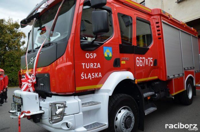 Nowe wozy dla OSP z Turzy Śl. i Radlina