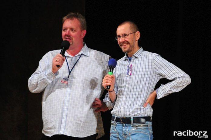 Dawid Wacławczyk i Leszek Szczasny
