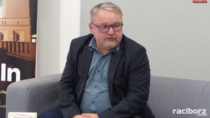 Ryszard Ćwirlej spotkał się z czytelnikami w Raciborzu