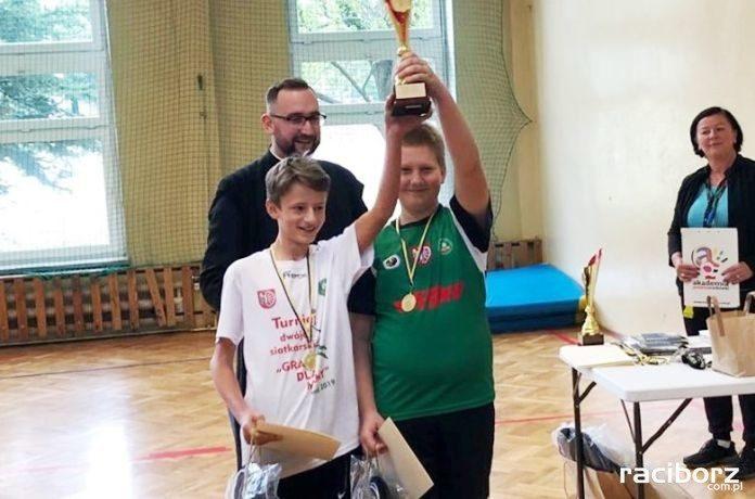 Turniej siatkarski w ramach XIX Dnia Papieskiego w Raciborzu