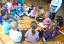 Spotkanie z przedszkolakami w SP4