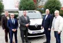 Nowy samochód dla świetlicy środowiskowej w Raciborzu