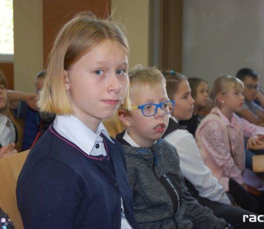 Inauguracja roku akademickiego Uniwersytetu Dziecięcego w Raciborzu