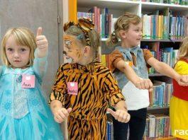 Urodziny Kubusia Puchatka w raciborskiej bibliotece