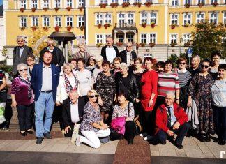 Seniorzy w Cieszynie