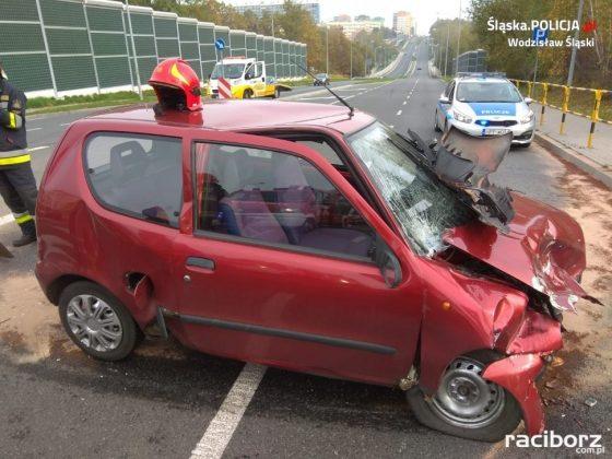 Wypadek Wodzisław Śląski