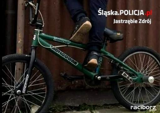 Jastrzębie Zdrój rower kradzież