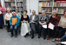 Jesienny koncert w Klubie Przyjaciół Biblioteki na Ostrogu
