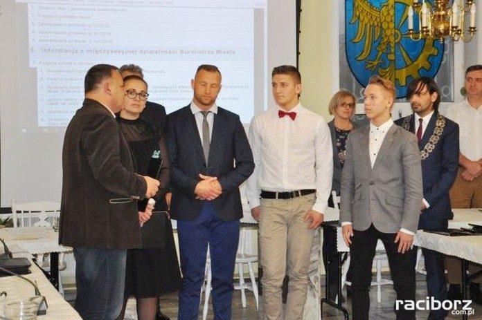 Mistrzowie z gminy Kuźnia Raciborska nagrodzeni