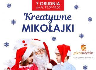 Kreatywne Mikołajki Galeria Młyńska Racibórz