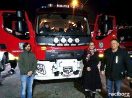 Ochotnicza Straż Pożarna w Rudach ma nowy wóz