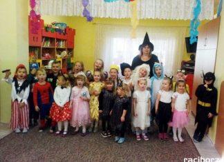 Przedszkolaki z Grzegorzowic świętowały Dzień Postaci z Bajek