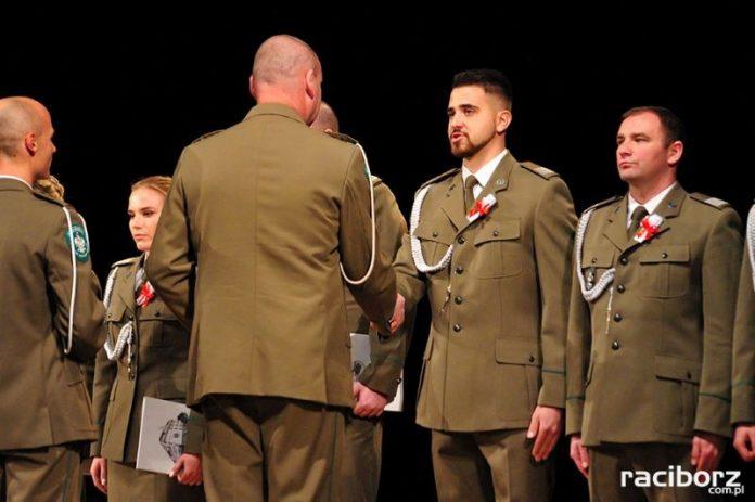 Wspólne obchody służb mundurowych 101. rocznicy odzyskania niepodległości przez Polskę
