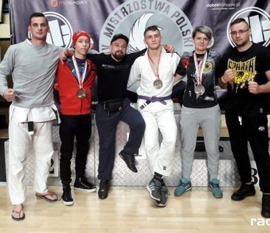 Sukces zawodników Sparty Gold Team podczas mistrzostw Polski
