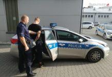 Zatrzymany 21-letni sprawca kradzieży rowerów