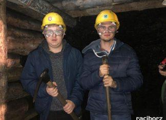 Uczniowie ZSS w Raciborzu odwiedzili kopalnię