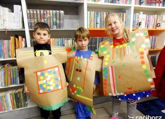 Amerykańska Nocka w bibliotece w Markowicach
