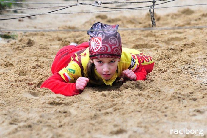 Bieg przeszkodowy OCR dla dzieci w Raciborzu