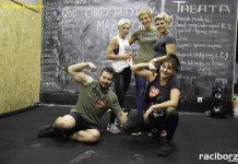 Charytatywny maraton crossfit dla Szymonka w Kietrzu