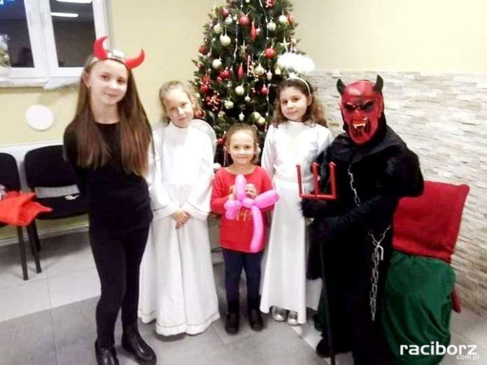 Wizyta św. Mikołaja w GOK-u Kornowac