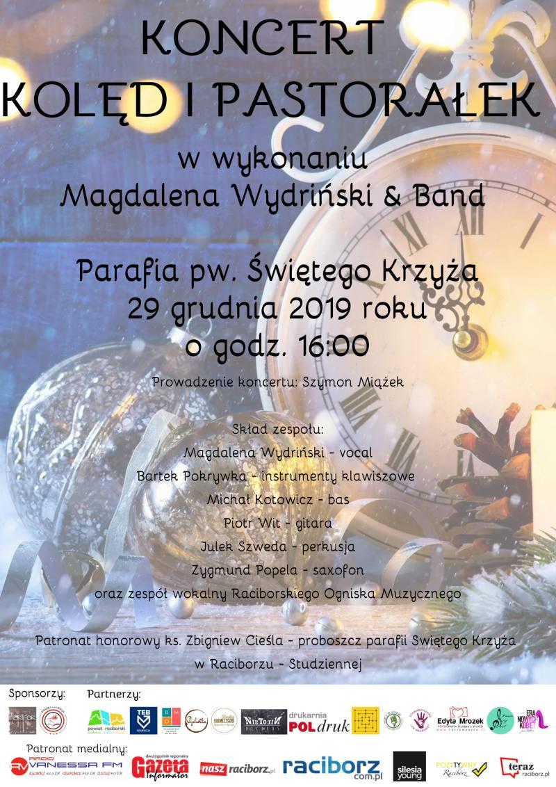 koncert magdalena wydrinski