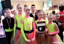 Tancerze z MDK odnieśli sukces w Krapkowicach