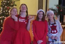 Spotkanie z Mikołajem w Borucinie