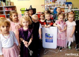 Oczyszczacze powietrza dla przedszkolaków z Kuźni Raciborskiej i Rud