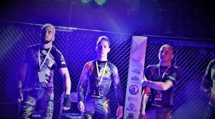 Świetny występ kuźniańskich Spartan na Gali Lucky Punch