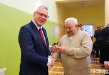 Spotkanie opłatkowe seniorów w Kobyli